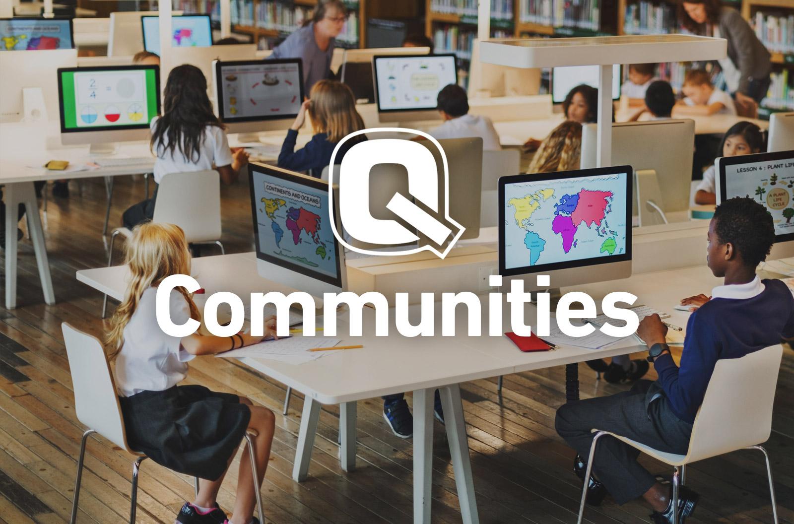 Quimidex Communities